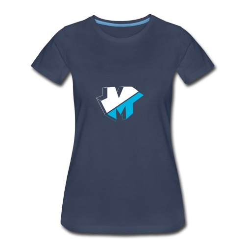 5050logo - Women's Premium T-Shirt