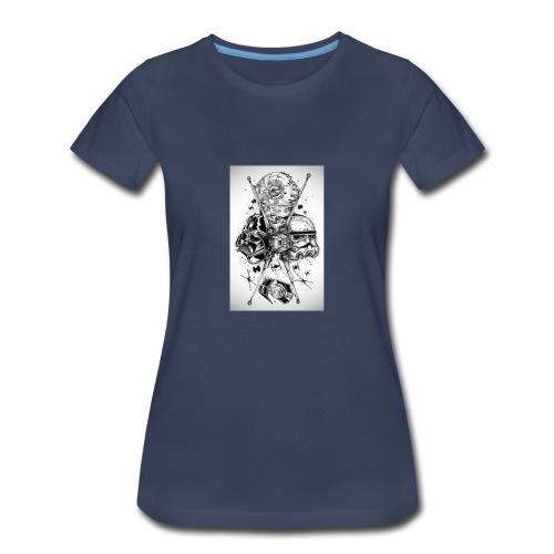 StarWars Design - Women's Premium T-Shirt