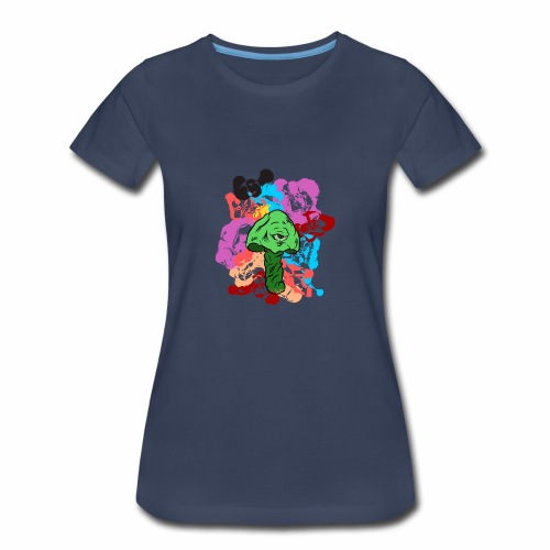 Shroom Trip - Women's Premium T-Shirt