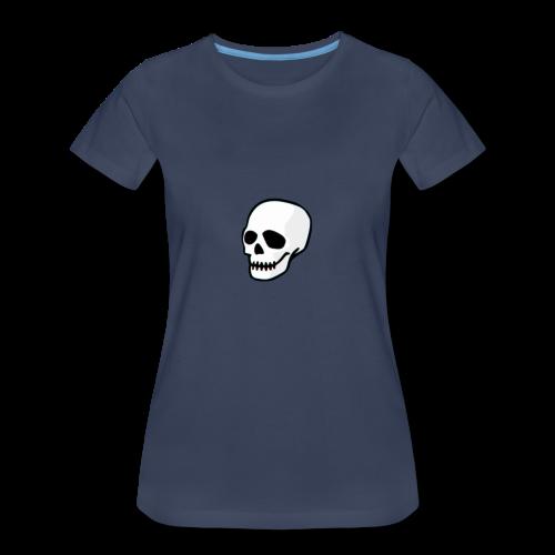 XVOX Skull - Women's Premium T-Shirt