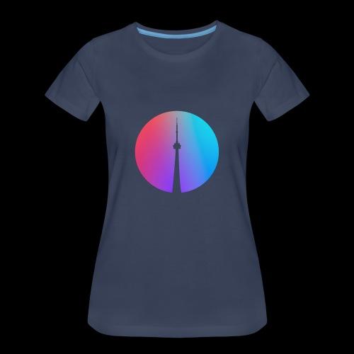 ABIZHEY - Spectrum - Women's Premium T-Shirt