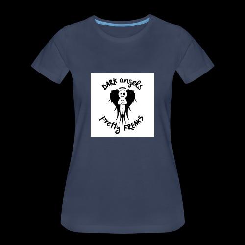 Dark Angels & Pretty Freaks - Women's Premium T-Shirt