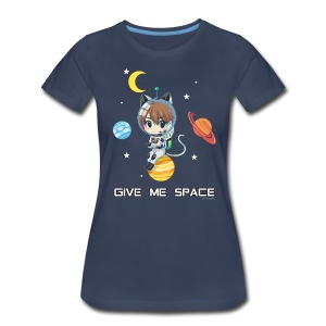 Give me space - Women's Premium T-Shirt