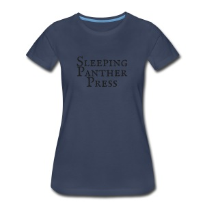 Sleeping Panther Press Black - Women's Premium T-Shirt