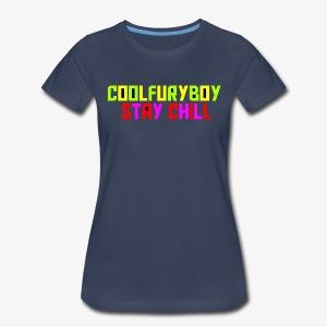 CoolFuryBoy - Women's Premium T-Shirt