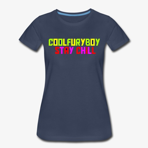 CoolFuryBoy - Women's Premium T-Shirt
