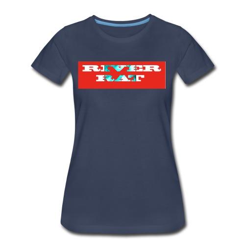 River rat - Women's Premium T-Shirt