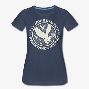 Johnny Cirucci's Flying Monkey Squad: emblem 01 - Women's Premium T-Shirt