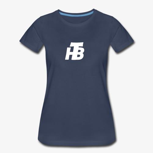 HowToBambam Logo - Women's Premium T-Shirt