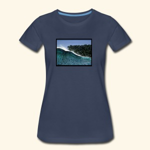 Duck Dive - Women's Premium T-Shirt