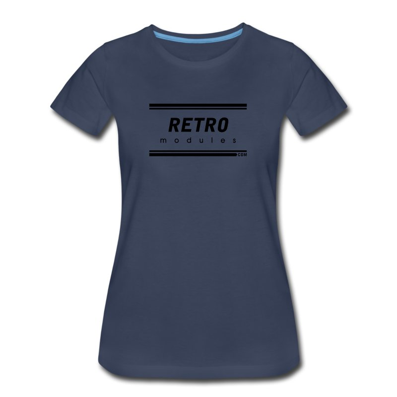 Retro Modules - Women's Premium T-Shirt