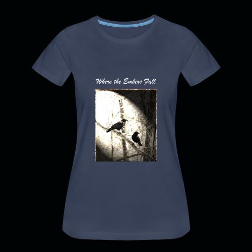 True Fate - Birds - Women's Premium T-Shirt