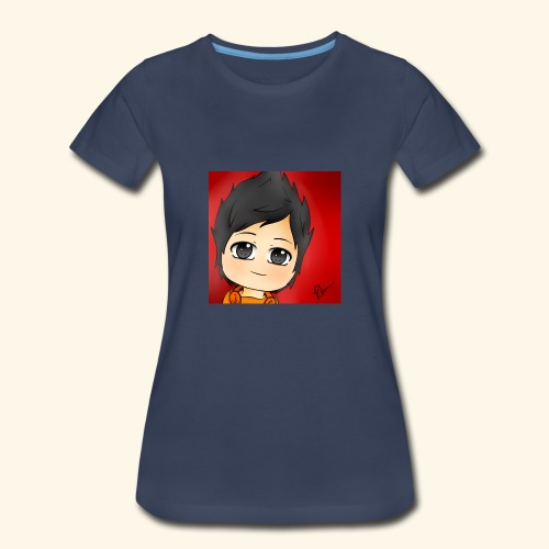 Profile Pic - Women's Premium T-Shirt