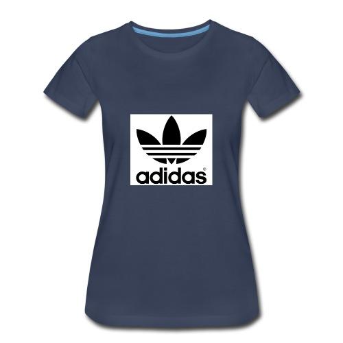 a d i d a s - Women's Premium T-Shirt