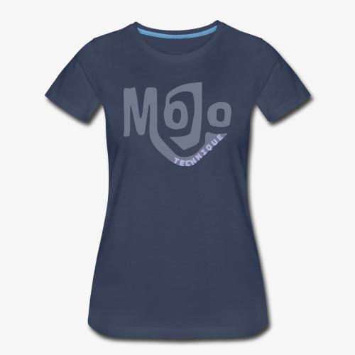 MojoGray - Women's Premium T-Shirt