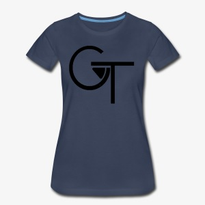 Plain Logo - Women's Premium T-Shirt