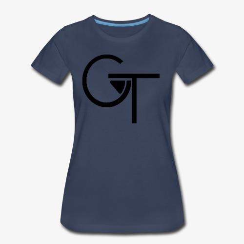 Plain Logo - Women's Premium T-Shirt