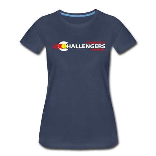 logo2w - Women's Premium T-Shirt