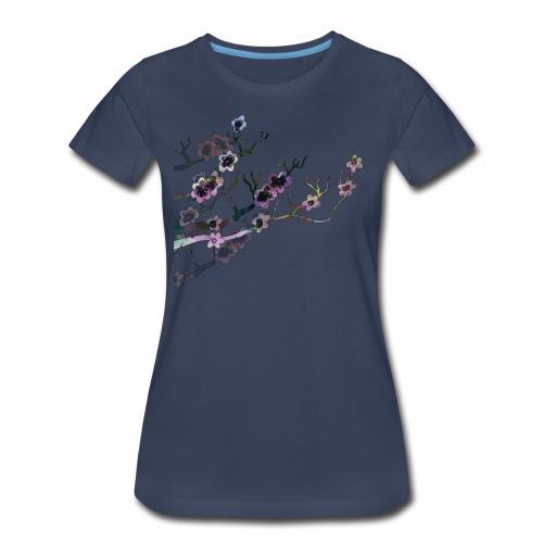 Sakura Blossoms - Women's Premium T-Shirt