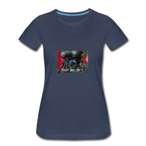 Yung Brodog BHM SS2017 - Women's Premium T-Shirt