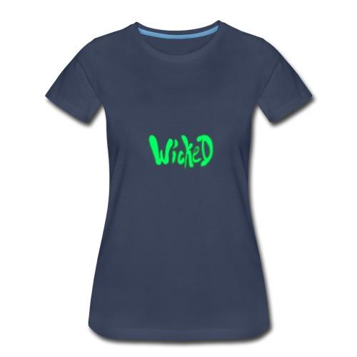 Wicked Gothic Style - Women's Premium T-Shirt