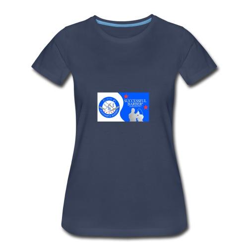 Official Successful Barber - Women's Premium T-Shirt