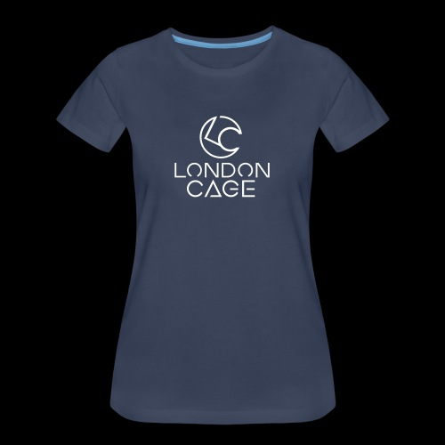 London Cage Logo - Women's Premium T-Shirt