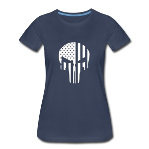 punisher - Women's Premium T-Shirt