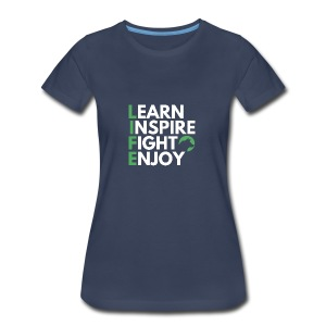 Project Wolfpack - Life - Women's Premium T-Shirt