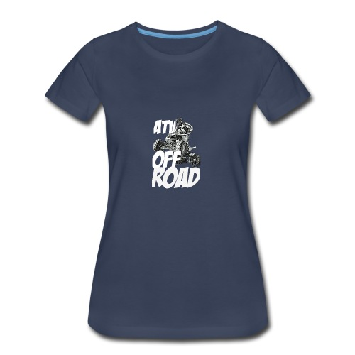 ATV OFF ROAD - Women's Premium T-Shirt