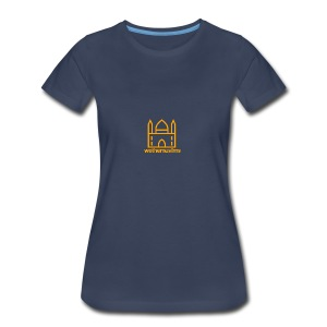 WeTheMuslims Official Merchandise - Women's Premium T-Shirt