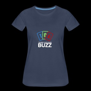 TCG Buzz Logo - Women's Premium T-Shirt