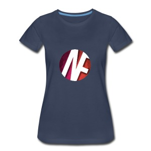 Nameless Films Logo - Women's Premium T-Shirt