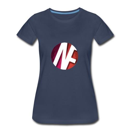 Nameless Films Logo - Women's Premium T-Shirt