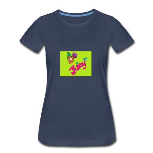 Juicy lime green - Women's Premium T-Shirt