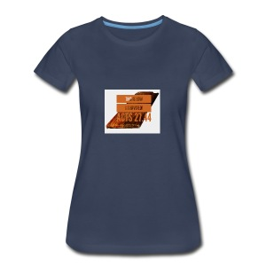 How I survived! - Women's Premium T-Shirt