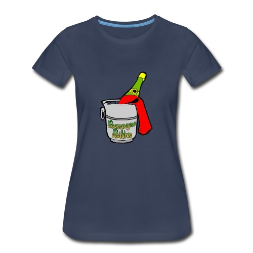 Champagne Children - Women's Premium T-Shirt