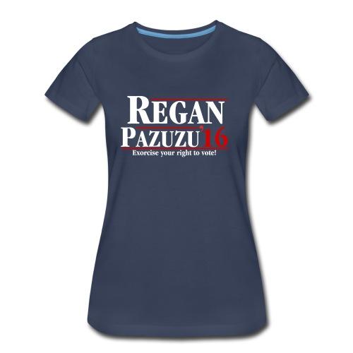 Regan Pazuzu Campaign Shirt - Women's Premium T-Shirt