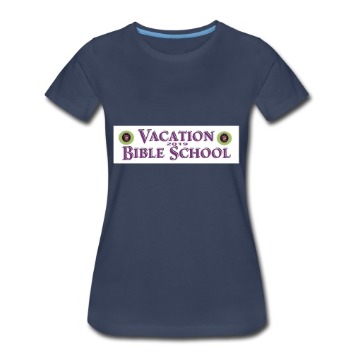Vacation Bible School 2019 - Women's Premium T-Shirt