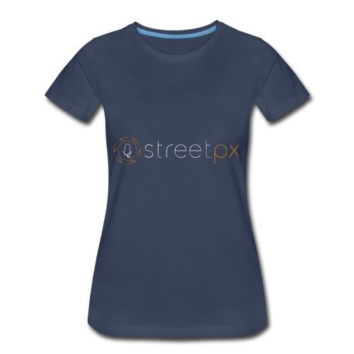Urban Explorer StreetPX Logo - Women's Premium T-Shirt