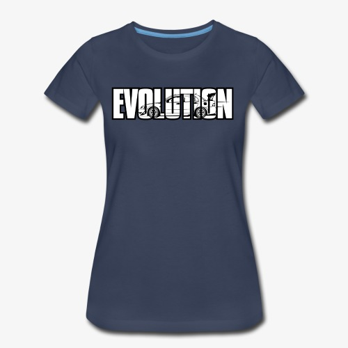 Evolution Lanc! - Women's Premium T-Shirt