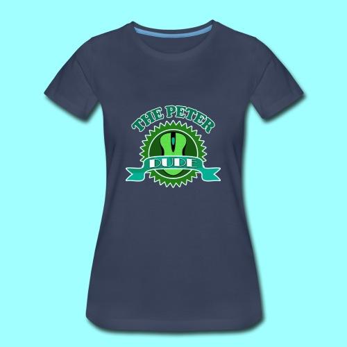 TPD Logo - Women's Premium T-Shirt