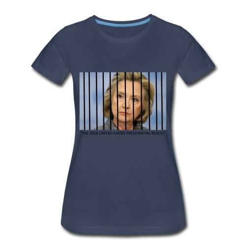 eLECTION_RESULTS - Women's Premium T-Shirt