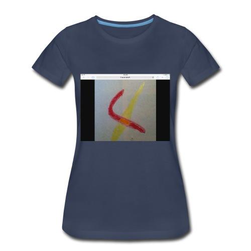 Jerryferd1 merch - Women's Premium T-Shirt