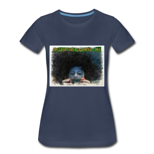 ANIMATED PICTURE - Women's Premium T-Shirt