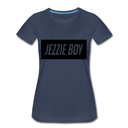 Jezzie Boy Hoodie - Women's Premium T-Shirt