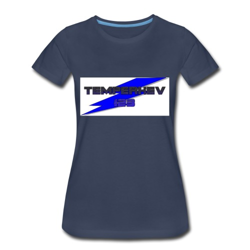 Temperkev123 shirt - Women's Premium T-Shirt