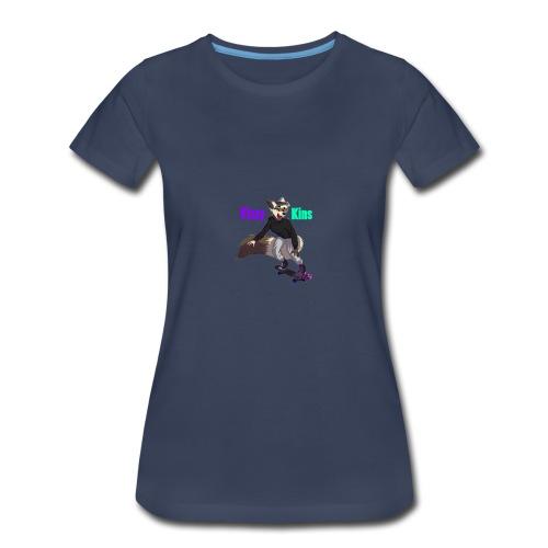 FizzyKins Design #1 - Women's Premium T-Shirt