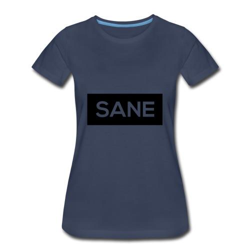 Sane Rectangle - Women's Premium T-Shirt