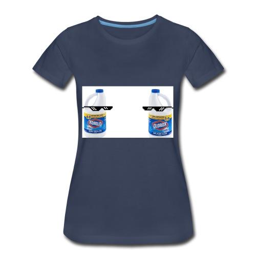 Bleachzzzzzzzzzz - Women's Premium T-Shirt